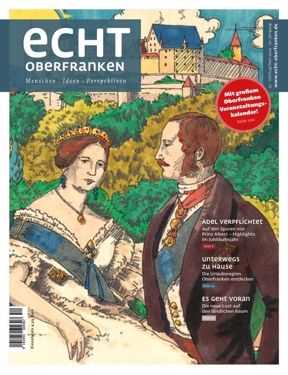 Echt Oberfranken - Ausgabe 52