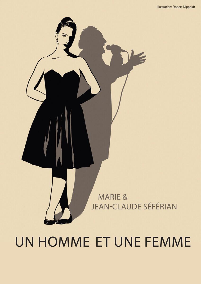 Echt Oberfranken Un Homme Et Une Femme