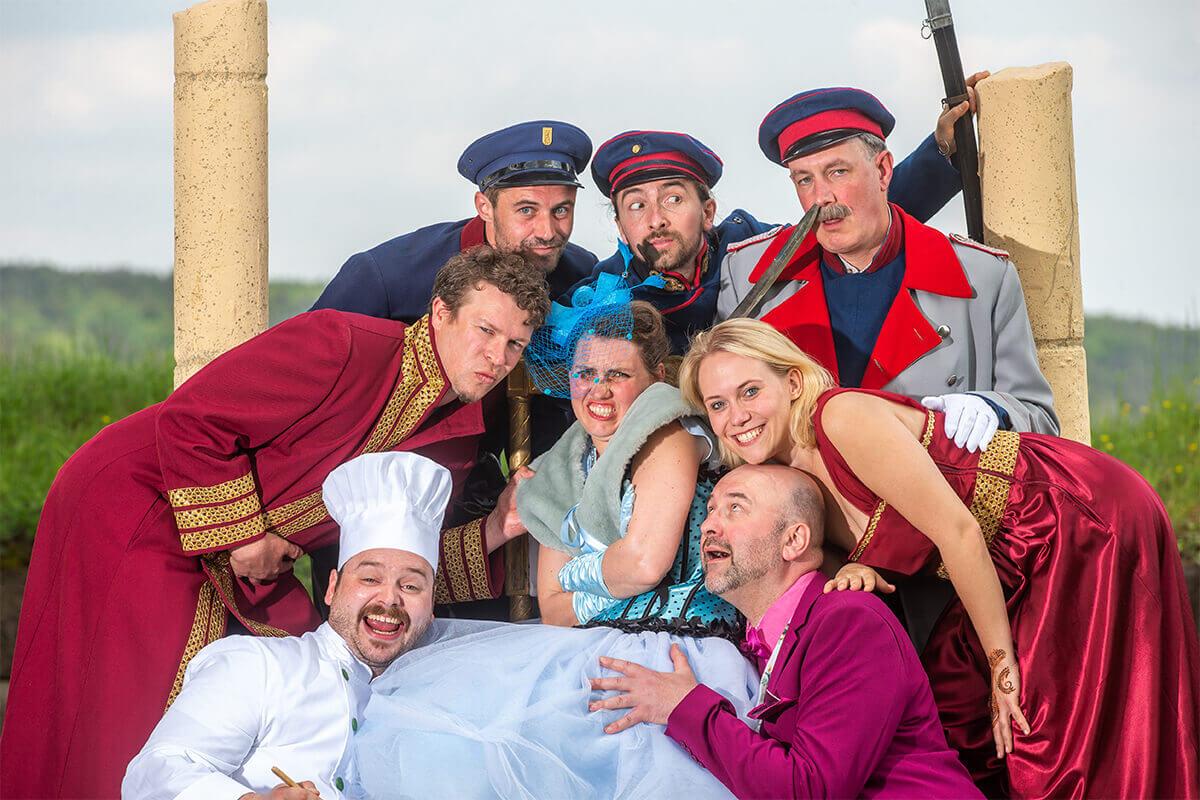 Echt Oberfranken –Premierenkarten zu gewinnen! Foto: Frank Wunderratsch
