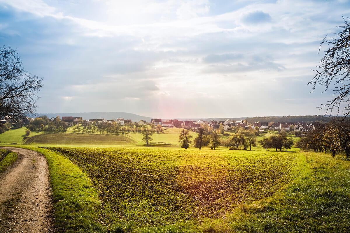 Echt Oberfranken - Es geht voran in Oberfranken