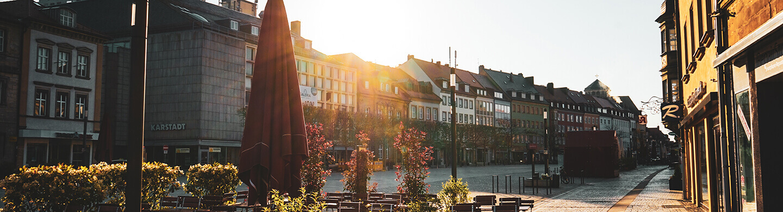 Guten Morgen in Bayreuth!