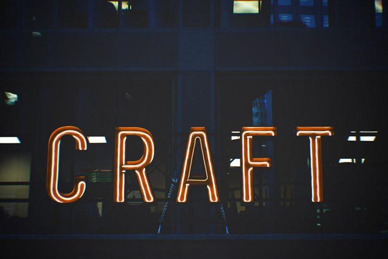 Die Kreativ-Craft des Bieres