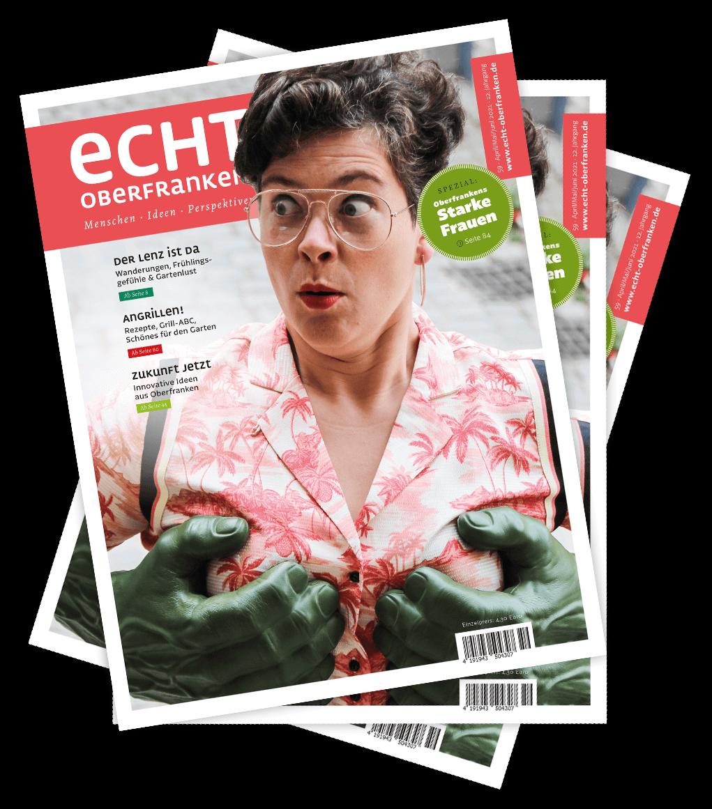 Entdecken Sie unsere neue Ausgabe